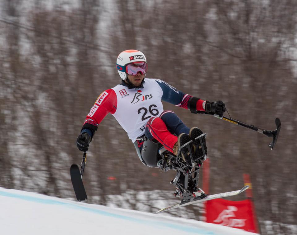 クラス分類 / アルペンスキー / 特定非営利活動法人 日本障害者スキー ...