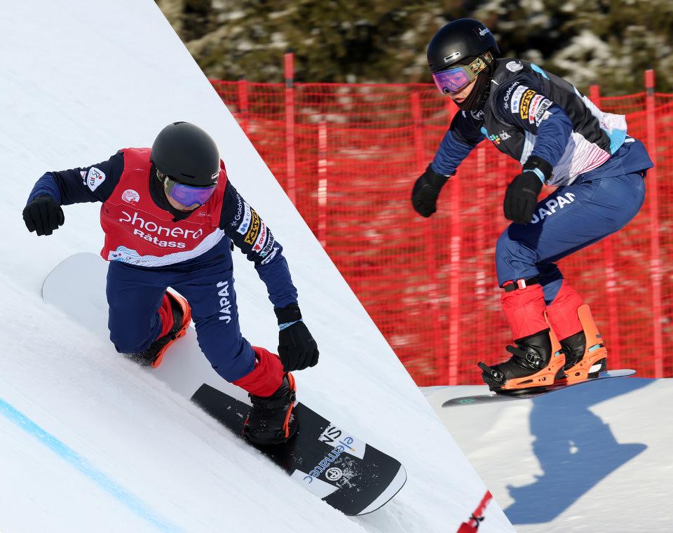 スノーボードクロス