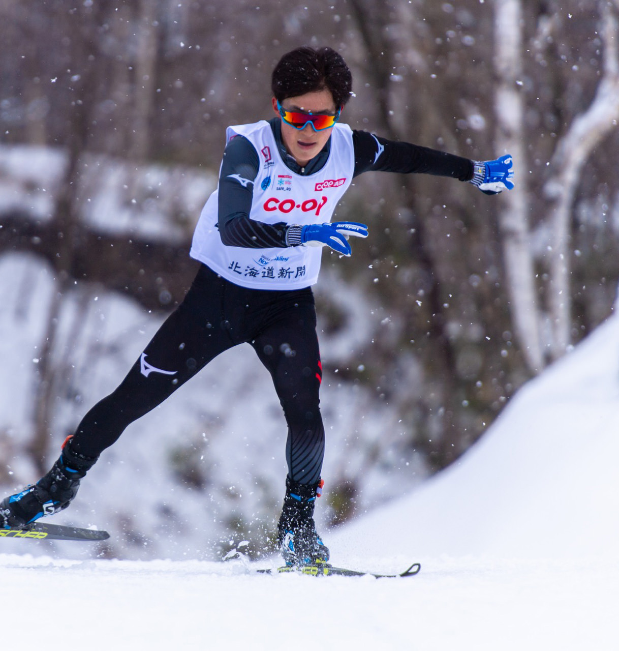 photo: NORDIC SKIING